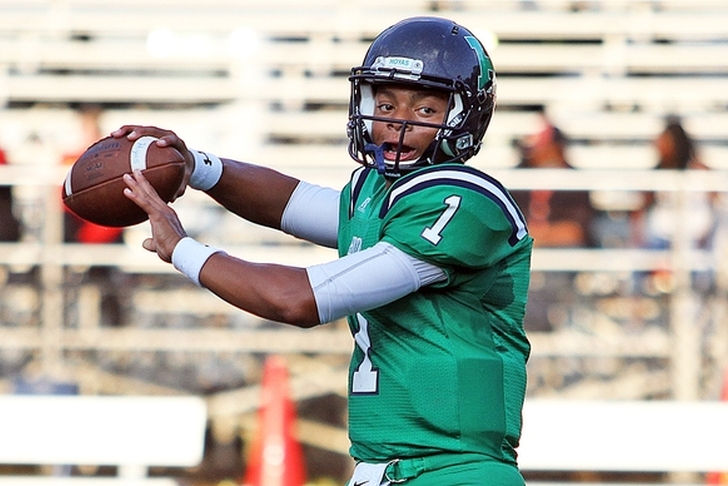 2018's top recruit Justin Fields commits to Georgia