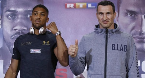 Watch Anthony Joshua vs  Wladimir Klitschko live stream