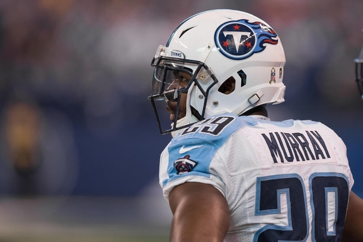 DeMarco Murray heading for free agency as Tennessee Titans release running back