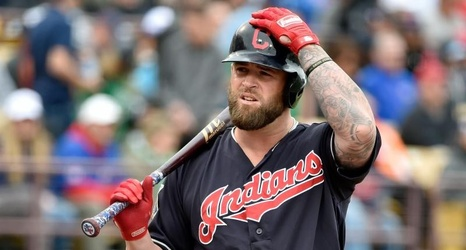 Mike Napoli Out for Season with Knee Injury