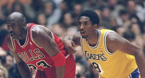 kobe bryant compared to michael jordan