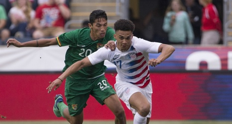 9a0bc94fcdb England-born Robinson is fully committed to USMNT, and looks like left back of  the future