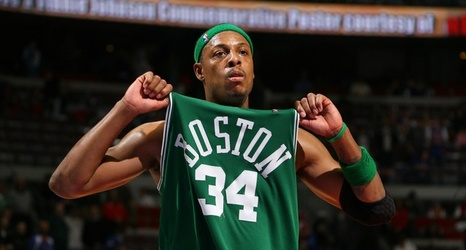 094756cfc The Boston Celtics have signed Paul Pierce so he can retire with team