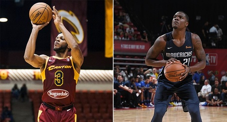 a4e92abe295 Cavs Sign Jalen Jones and Jaron Blossomgame to Two-Way Contracts
