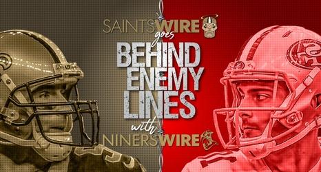 Behind Enemy Lines Week 14 Previewing Saints Vs 49ers