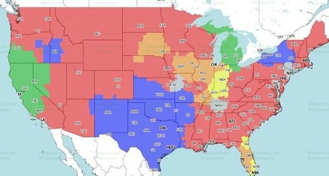 Orchard Park New York Map.What Time Is The Cowboys Bills Game Tv Coverage Map And More