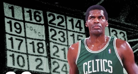 286f24483 The Retired Numbers Project  Number 00 – Robert Parish