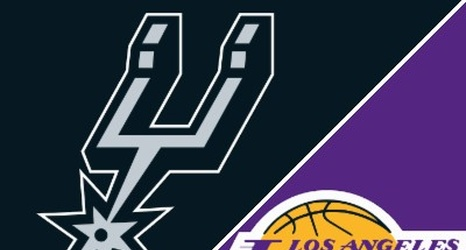 d57617b62 Spurs rally to keep Lakers winless with LeBron