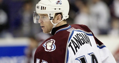 Alex Tanguay Stanley Cup