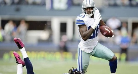 Dez Bryant Suffers Concussion Out Vs Seahawks
