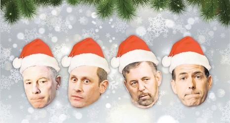 Christmas Carols New York 2020 Christmas carols for a long New York winter and hopeful 2020