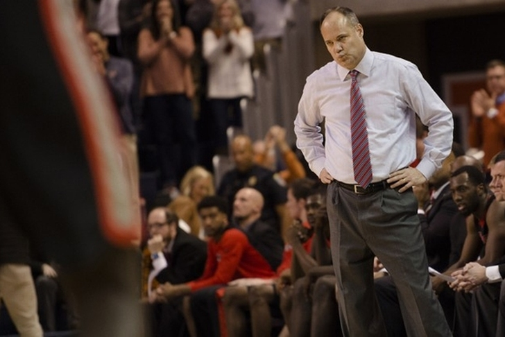 Georgia expected to part ways with coach Mark Fox