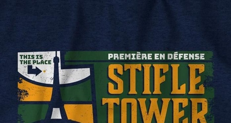 3ae35fea4 Utah Jazz fans need this Rudy Gobert shirt