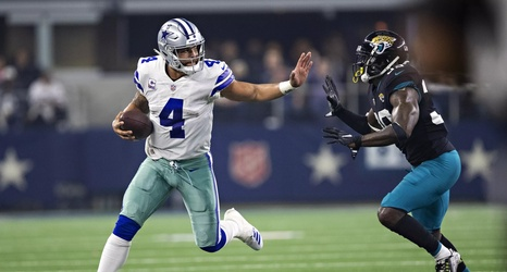 Espn S Draft Of All Available Nfl Players Produced Some Interesting Results For The Dallas Cowboys