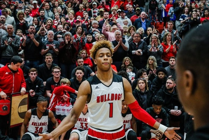 New Albany senior Romeo Langford will be an Indiana Hoosier