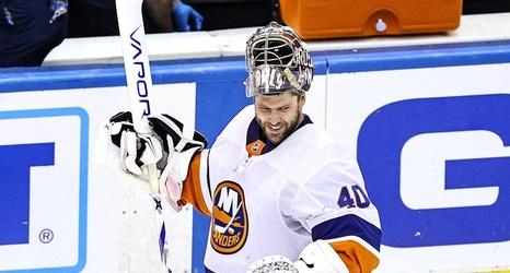 Islanders goalie Semyon Varlamov has been solid in net while ...