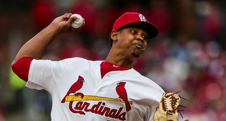 Cards Notebook Reyes Set To Test Arm Robinson Released Carlson