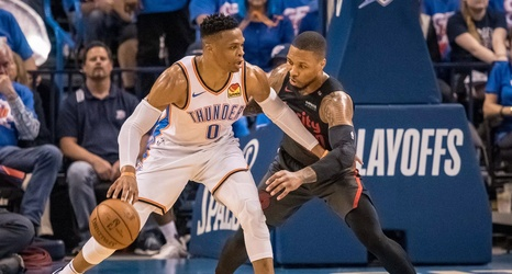 9ee91b42c476 NBA Playoffs  Trail Blazers vs. Thunder Game 5 Preview