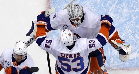 Islanders face a long wait for second-round playoff series