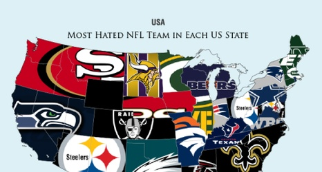 Reddit Maps Out Most Hated College Basketball Team by State