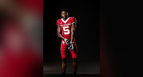 the latest 1249d df3f4 Sooners show off new Jordan Brand football uniforms