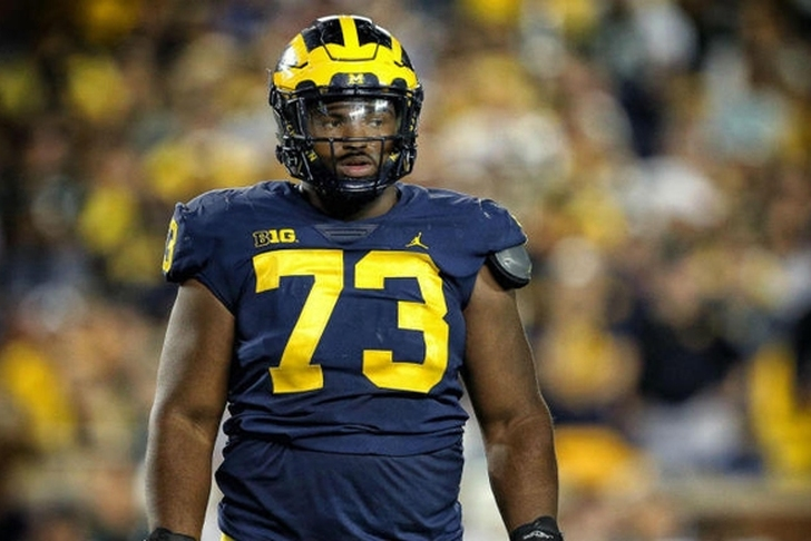 Maurice Hurst undecided on playing in Outback Bowl for MI