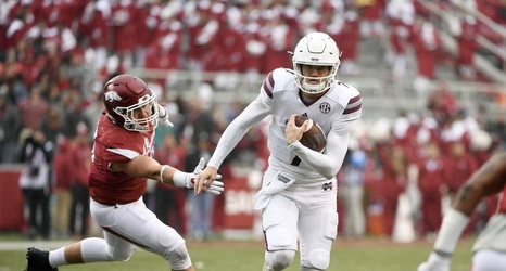 College Football Best Bets For Week 13 Score Predictions For Iron