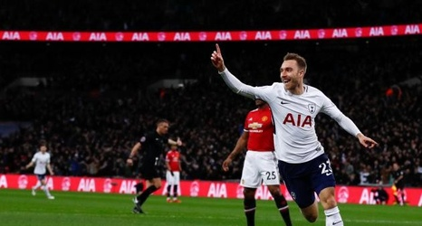 Coral Daily Download - Tottenham 10/11 to finish in the