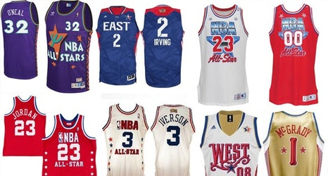the best attitude 3f951 e23d0 NBA All-Star jerseys have leaked