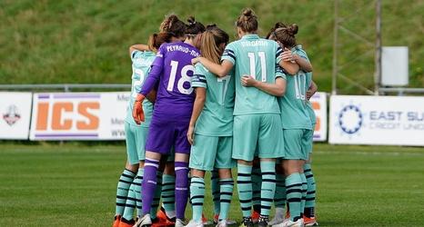 3bcacc35e Women: Arsenal v West Ham United - The Brief