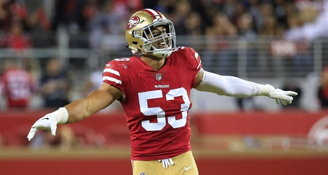 cheap for discount 02291 b0171 Mark Nzeocha leads NFC special teamers in Pro Bowl voting