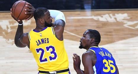 a2df2e90f Lakers Vs. Warriors Preview   TV Info  LeBron James