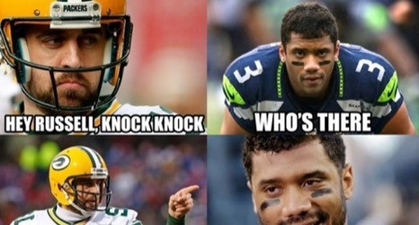 Our Favorite Packers Seahawks Memes