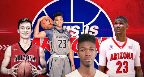 competitive price 505a9 ef10f Arizona basketball recruiting: Wildcats sign DeAndre Ayton ...