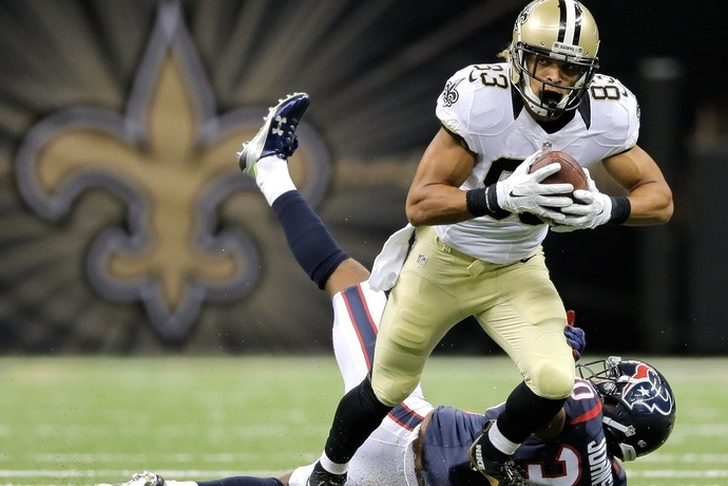 Saints' Willie Snead suspended for first 3 games of National Football League season