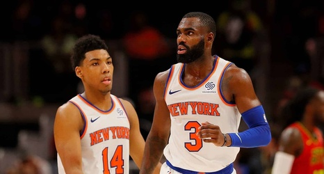 detailed pictures 4154d 55939 New York Knicks G Tim Hardaway Jr. sounds unhappy with ...