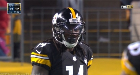 100% authentic c5f0c 7f9f3 Steelers Trade WR Sammie Coates To Browns