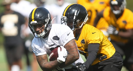 56f70887 Pittsburgh Steelers Training Camp 2019: Live news and updates 8/2