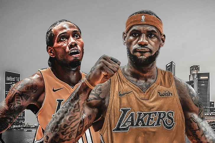the best attitude 29b9b 95cc7 Lakers Rumors Roundup: Unacceptable Offers For Kawhi Leonard ...