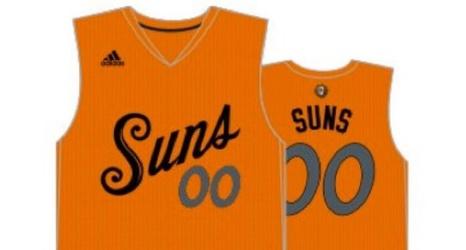 dcfa4aa11 NBA reveals Christmas jerseys for 2016-17 season. Bright Side Of The Sun