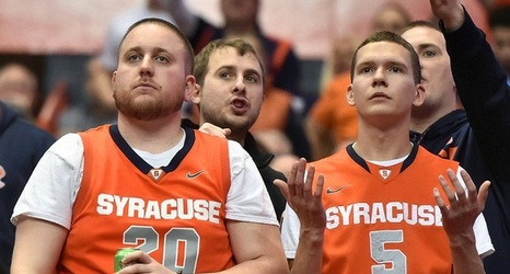 Bubble Watch Syracuse Basketball Fans Should Look To Big Ten