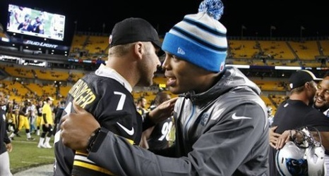 Pittsburgh Steelers vs. Carolina Panthers  Complete Week 3 Preview for  Carolina. Bleacher Report  378d17429