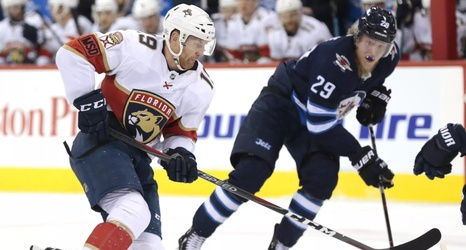 Recap Panthers Finnish Strong Topple Jets 4 2 In Helsinki