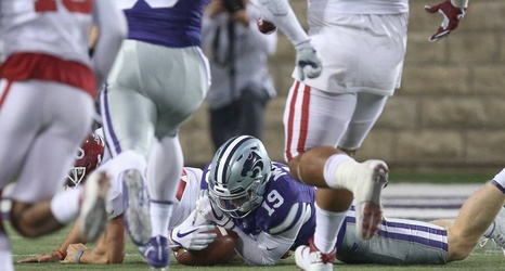 Special teams expert Colby Moore is K-State's latest walk-on