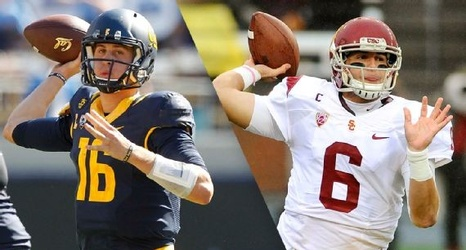 newest 417c4 dfb7f Video: Cleveland Browns take USC QB Cody Kessler in third round