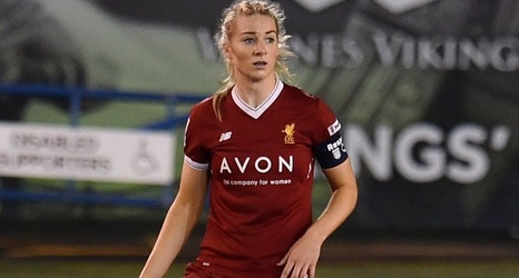 Liverpool Ladies hit Sheffield for six in Continental Cup