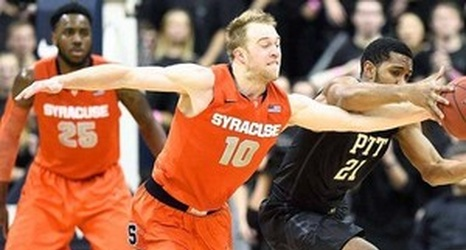 Syracuse Basketball Pittsburgh Tv Channel Information Live Stream