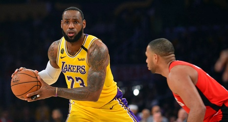 Houston Rockets Vs Los Angeles Lakers Game 1 Preview
