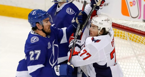 NHL Stanley Cup Playoffs  Washington Capitals vs. Tampa Bay Lightning —  Open thread 9caf9c6cee94