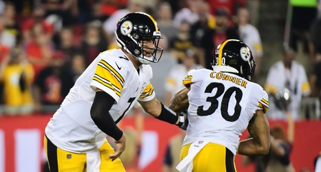 promo code 93980 99c8d Steelers News: Ben Roethlisberger pulls through and gets son ...